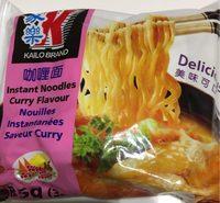 Nouille Chinoise Curry85G, - Produit - fr