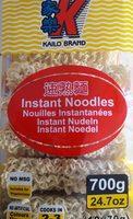 Instant noodles - Product - fr
