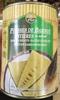 Pousses de Bambou entières au naturel - Produit