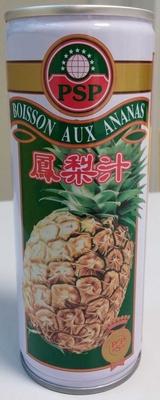 Boisson aux ananas - Product