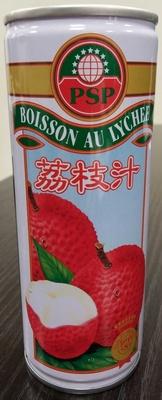Boisson au lychee - Product - fr