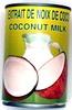 Extrait de noix de coco - Product