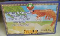 Beignets de crevettes prêts à cuire - Produit - fr