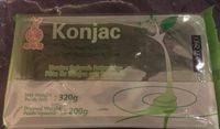 Vermicelle de Konjac aux Épinards - Produit