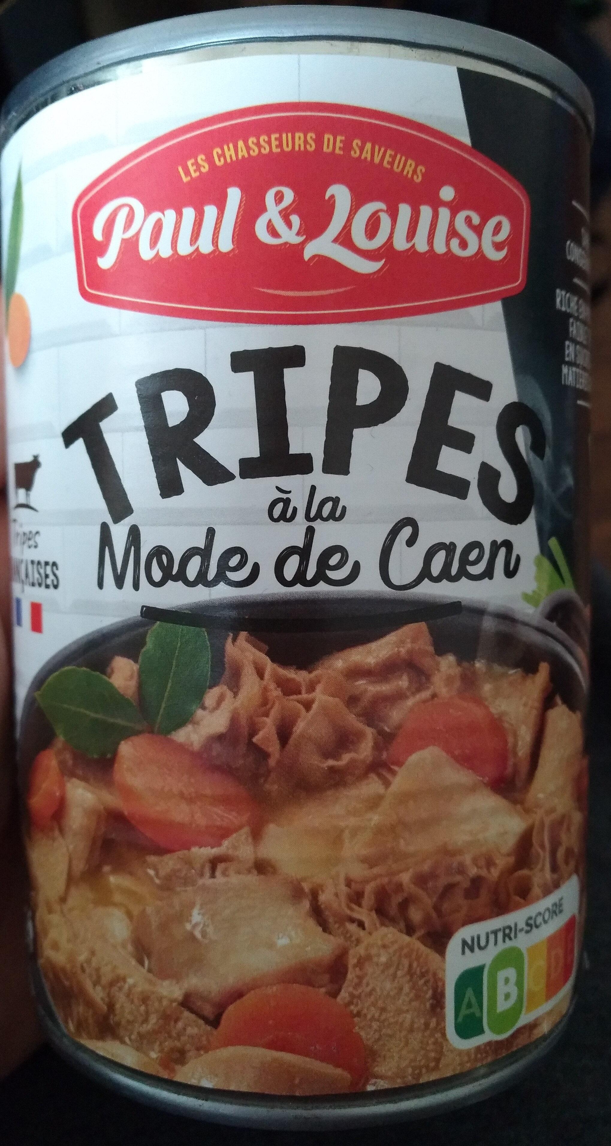 Tripes à la mode de Caen - Produit - fr