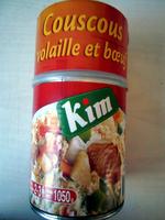 Couscous volaille et boeuf - Product - fr