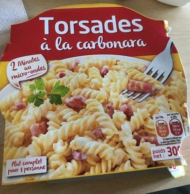 Torsade A La Carbonara - Produit