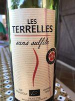Vin rouge Les terelles - Product - fr