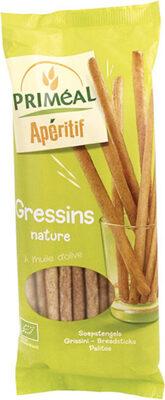 Gressins Nature - Produit - fr