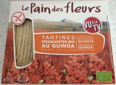 Tartines craquantes bio au quinoa - Product - fr