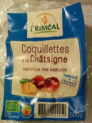 Coquillettes à la Châtaigne - Produit
