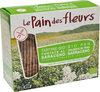 Pan ecológico crujiente de trigo sarraceno sin gluten - Product