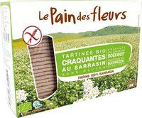 Tartines craquantes au sarrasin - Product - fr