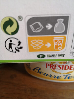 Tartines craquantes au sarrasin - Instruction de recyclage et/ou informations d'emballage - fr