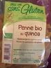 Penne bio au quinoa - Produit