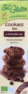 Cookies bio au chocolat noir - Product - nl