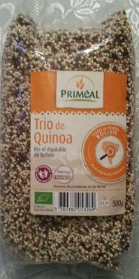 Trio de Quinoa - Produit