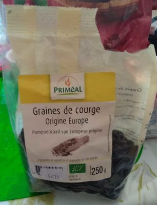 Graines de Courge Bio - Product