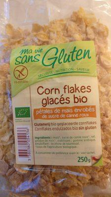 Corn flakes glacés bio - Produit - fr
