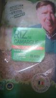 RIZ CAMARGUE LONG DEMI COMPLET - Produit