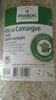 RIZ CAMARGUE LONG DEMI COMPLET - Informations nutritionnelles