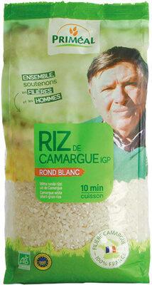 Riz de Camargue rond blanc - Produit - fr