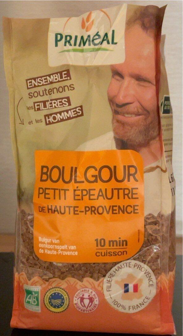 Boulgour Petit Épeautre - Produit - fr