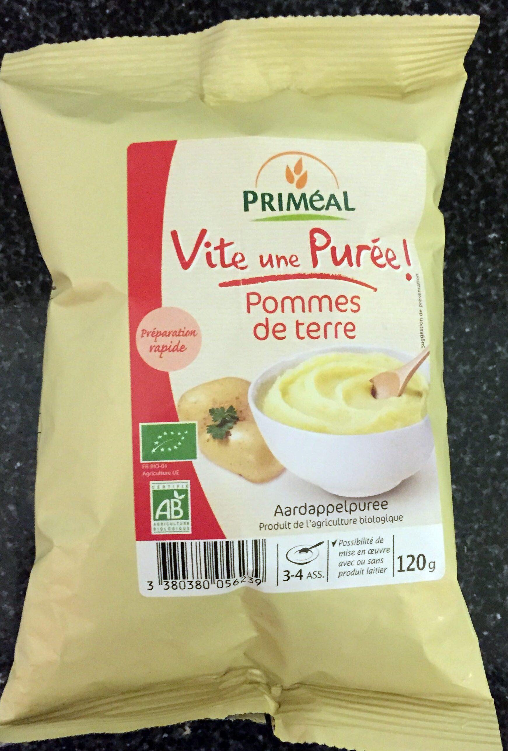 Purée de pommes de terre - Prodotto - fr