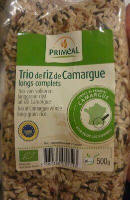Trio de riz de Camargue - Produit - fr