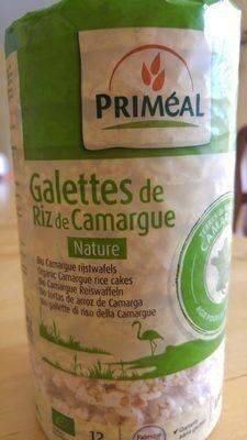 Galettes de riz de camargue - Produit - fr