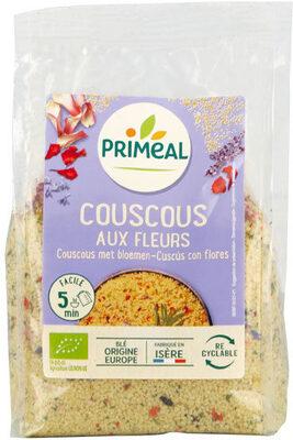 Couscous aux fleurs - Produit - fr