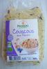 Couscous aux fleurs - Product