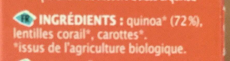 Quico - Ingrediënten