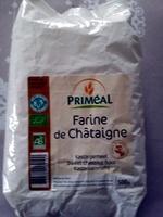 Farine de châtaignes - Produit - fr