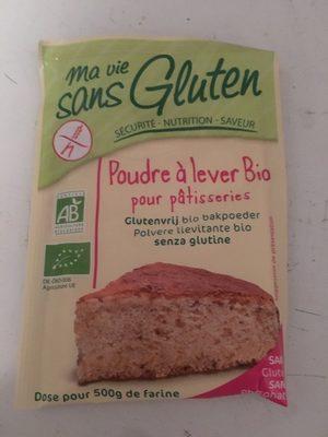 Levure sans gluten - Produit