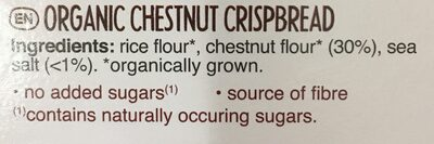 Chataigne - Ingredients - en