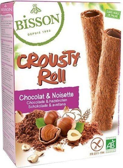 Crousty Roll - chocolat et noisette - Product - fr