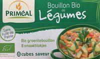 Bouillon Bio de Légumes - Product