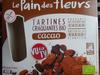 Tartines craquantes bio cacao - Product