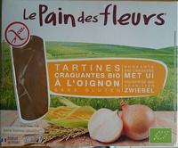 Pains des fleurs oignon - Produit - fr