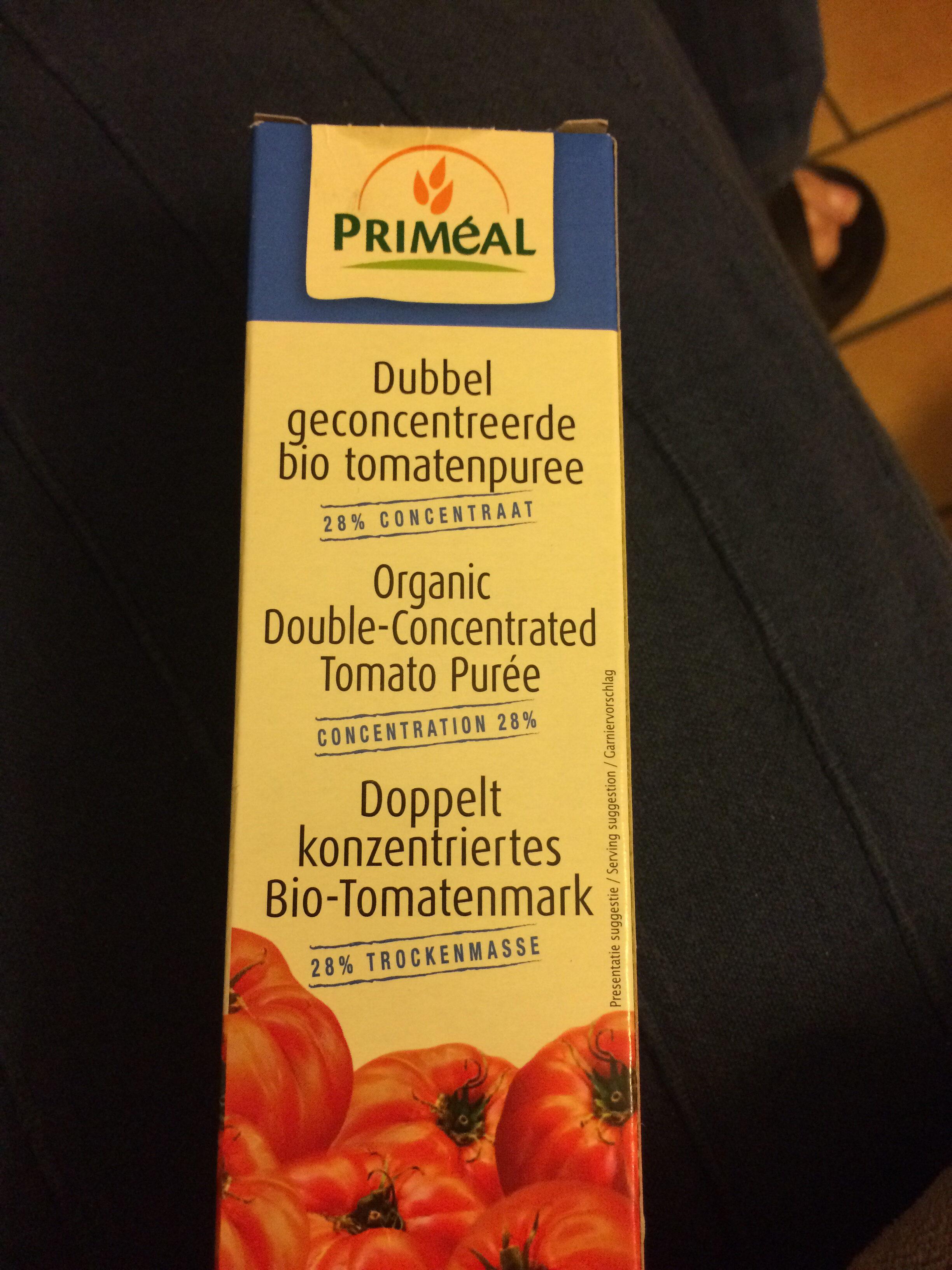 Double Concentre De Tomates - Produit