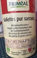 Galettes Pur Sarrasin - Product