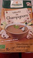 Velouté de champignons - Produit - fr