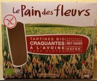 Tartines bio à l'avoine - Product - fr