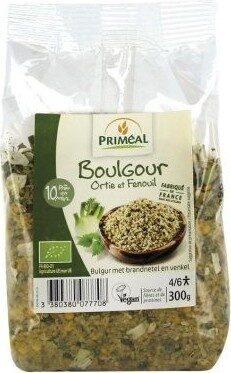 Boulgour ortie et fenouil - Produit - fr