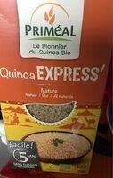 Quinoa Express Natuur - Produit - fr