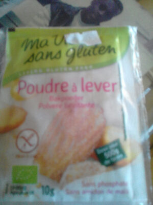 Poudre à Lever Sans Gluten - Produit