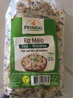 Riz mélo soja wakamé - Product