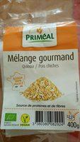 Mélange gourmand Quinoa / Pois chiches - Product - fr