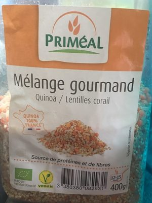 Melange gourmand - Product